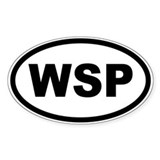 WSP Decal
