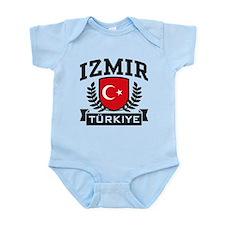 Izmir Turkiye Onesie