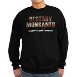 Destroy Monsanto Jumper Sweater