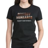 Destroy Monsanto Tee
