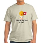 Team Swiss Chick Light T-Shirt