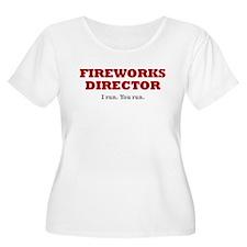 Fireworks Director - T-Shirt