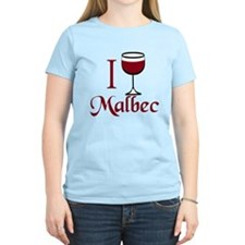 I Drink Malbec Wine T-Shirt