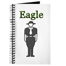 Cute Eagle scouts Journal
