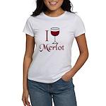 Merlot Drinker Women's T-Shirt