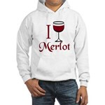 Merlot Drinker Hooded Sweatshirt