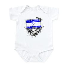 Soccer Fan Greece Infant Bodysuit