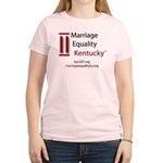 Marriage Equality Kentucky Women's Light T-Shirt