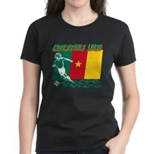 Indomitable Lions Cameroon Tee