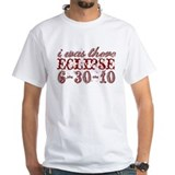 I Was There 6-30-10 Eclipse Shirt