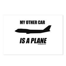 My Other Car Is A Plane Postcards (Package of 8)
