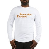 Ramadan Kareem Long Sleeve T-Shirt