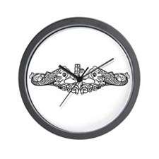 Navy Submariner Wall Clock