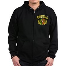 Portugal Zip Hoody