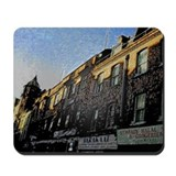 Jack the ripper Mousepad
