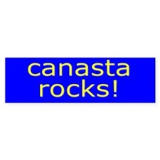 Canasta Bumpersticker