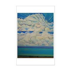 Cloud 9 x 6 Mini Print