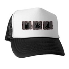 Gas, Grass or Ass Trucker Hat