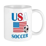 Soccer 2010 World Cup Small Mug