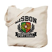 Lisbon Portugal Tote Bag