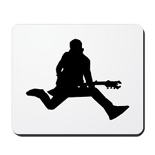 Guitar Jump Mousepad
