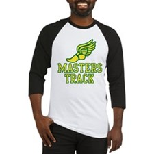 Masters Track Winged Foot Baseball Jersey
