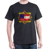 1st Cherokee Regiment T-Shirt