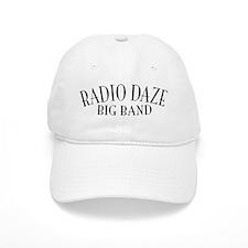 Radio Daze Baseball Baseball Cap