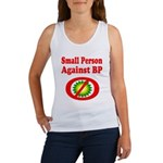 Small People against BP Women's Tank Top
