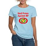 Small People against BP Women's Light T-Shirt