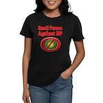 Small People against BP Women's Dark T-Shirt
