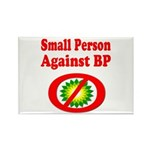 Small People against BP Rectangle Magnet (10 pack)