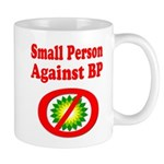 Small People against BP Mug