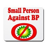 Small People against BP Mousepad