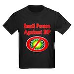 Small People against BP Kids Dark T-Shirt
