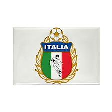 Italian soccer Rectangle Magnet