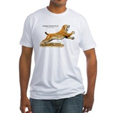 Saber-Tooth Cat Shirt