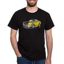 Duster 340 Yellow Car T-Shirt