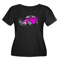 Duster 340 Pink Car T