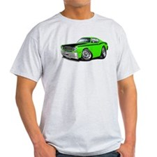 Duster 340 Lime Car T-Shirt