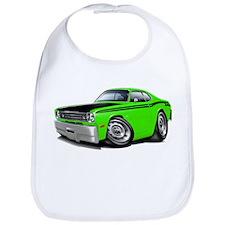 Duster 340 Lime Car Bib