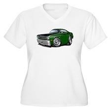 Duster 340 Green Car T-Shirt