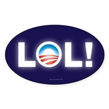 LOL Obama Decal