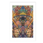 Africa.1 Land of Beauty Postcards (Package of 8)