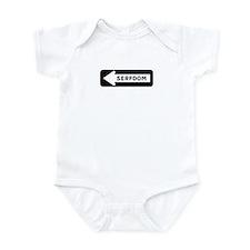 Road to Serfdom: One Way Infant Bodysuit