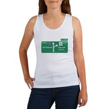 Road to Serfdom: Junction Women's Tank Top