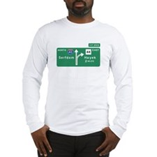 Road to Serfdom: Junction Long Sleeve T-Shirt