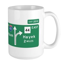 Road to Serfdom: Junction Mug