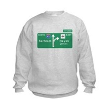 Road to Serfdom: Junction Sweatshirt