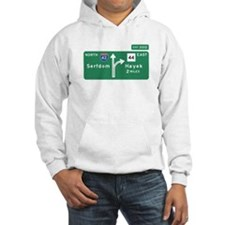 Road to Serfdom: Junction Jumper Hoody